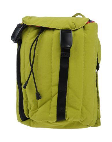 MUESLII レディース バックパック&ヒップバッグ ライトグリーン 紡績繊維