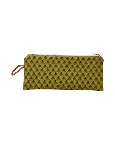 MAISON BALUCHON レディース ペンケース ミリタリーグリーン 紡績繊維 PENCIL CASE