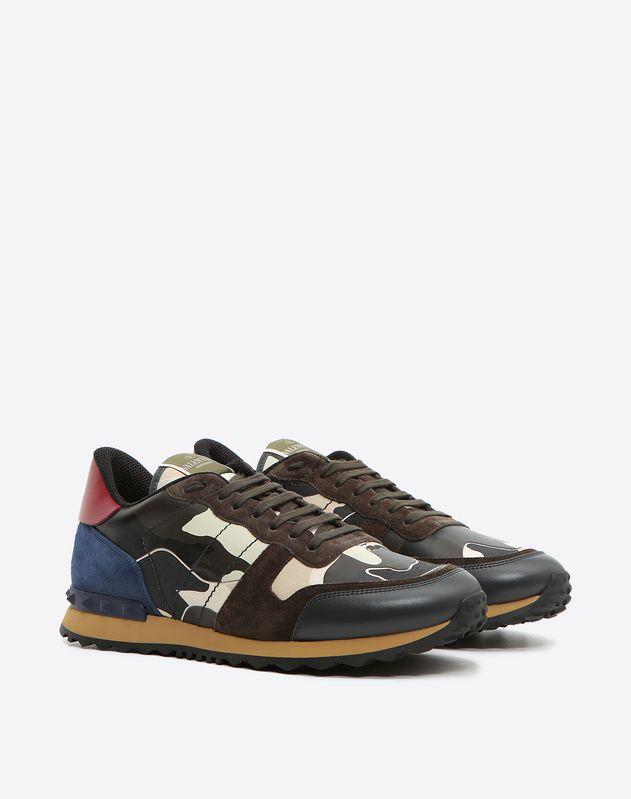 dfbd3cc74f Camouflage Rockrunner Sneaker for Man