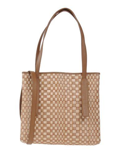 CHAMEO レディース 肩掛けバッグ キャメル プラスティック / 紡績繊維