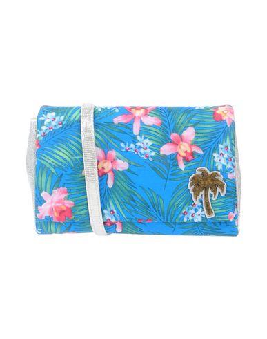 LOLLIPOPS レディース ハンドバッグ アジュールブルー 紡績繊維