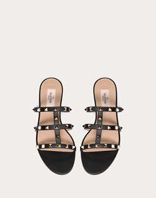 Rockstud 低跟拖鞋式凉鞋