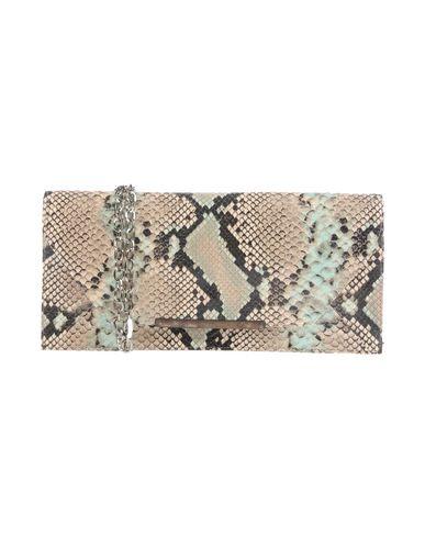 SACHA LONDON レディース ハンドバッグ サンド 紡績繊維