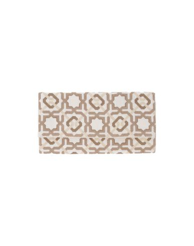 SEP レディース ハンドバッグ カーキ 紡績繊維