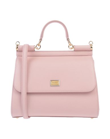 Купить Сумку на руку светло-розового цвета
