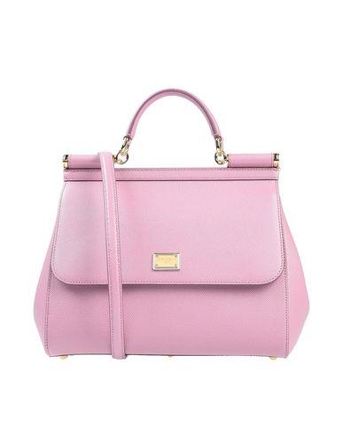 Купить Сумку на руку пастельно-розового цвета