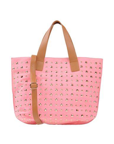 SILVIAN HEACH レディース ハンドバッグ ピンク 紡績繊維