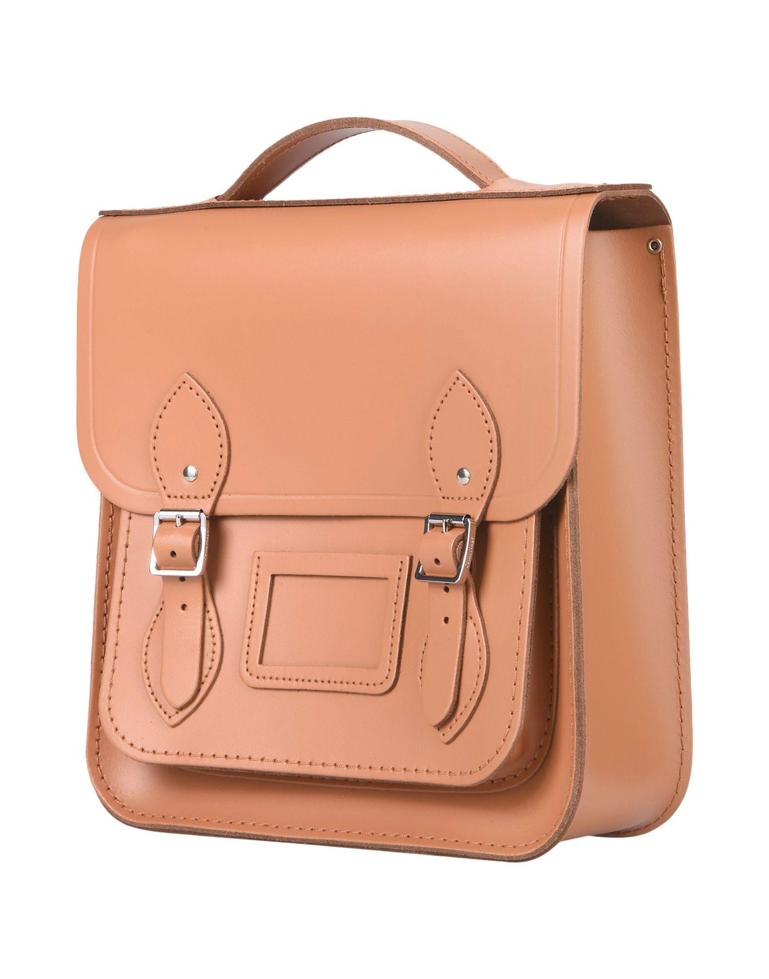 THE CAMBRIDGE SATCHEL COMPANY Рюкзаки и сумки на пояс сумка cambridge satchel 003 13