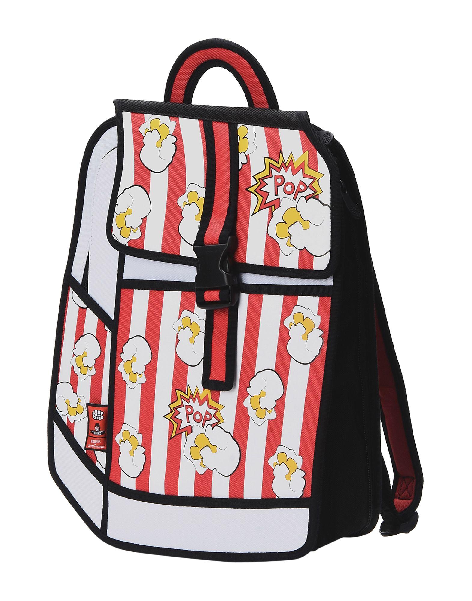 JUMPFROMPAPER® Рюкзаки и сумки на пояс мужские сумки