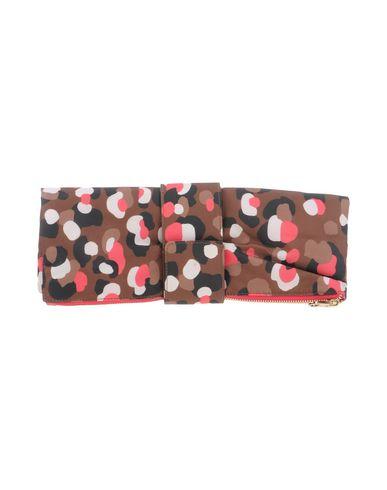 RED(V) レディース ハンドバッグ カーキ 紡績繊維
