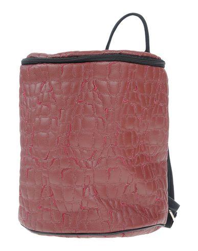 IDEA77 レディース バックパック&ヒップバッグ ボルドー 紡績繊維