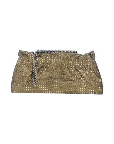 RODO レディース ハンドバッグ ミリタリーグリーン 革 / 真鍮/ブラス
