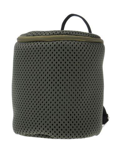 IDEA77 レディース バックパック&ヒップバッグ ミリタリーグリーン 紡績繊維