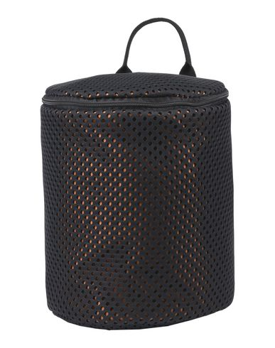 IDEA77 レディース バックパック&ヒップバッグ ブラック 紡績繊維