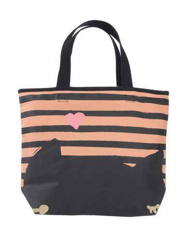 CAT'S TSUMORI CHISATO レディース ハンドバッグ ブラック 紡績繊維