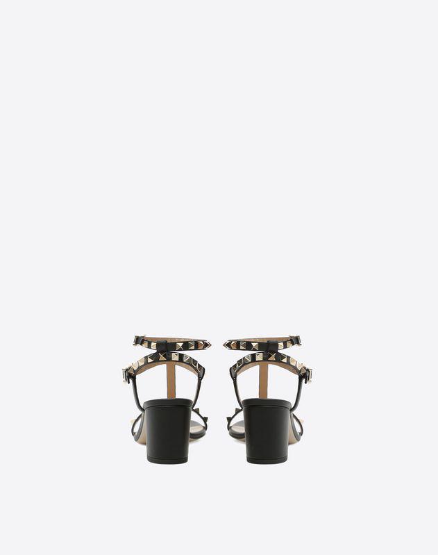 Rockstud T-strap Sandal 60mm