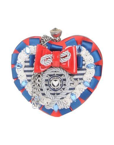 TUA BY BRACCIALINI レディース ハンドバッグ レッド 紡績繊維
