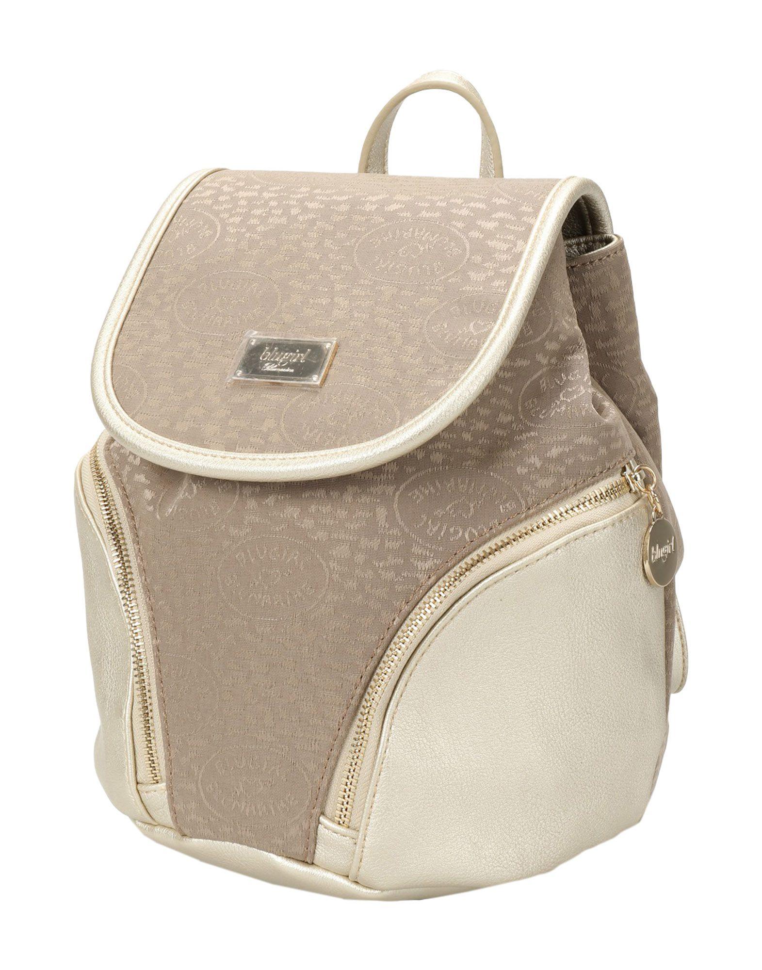 BLUGIRL BLUMARINE Рюкзаки и сумки на пояс цены онлайн