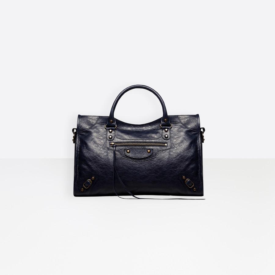 Balenciaga Classic City Short Strap Handbag Woman F