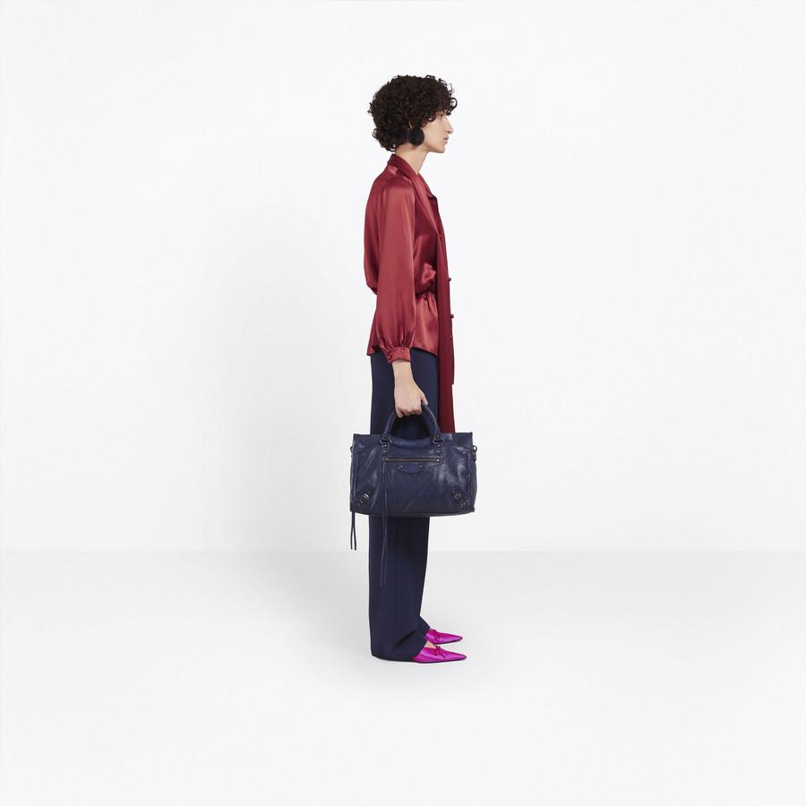 BALENCIAGA Classic City Short Strap Classic City Handbag Woman a