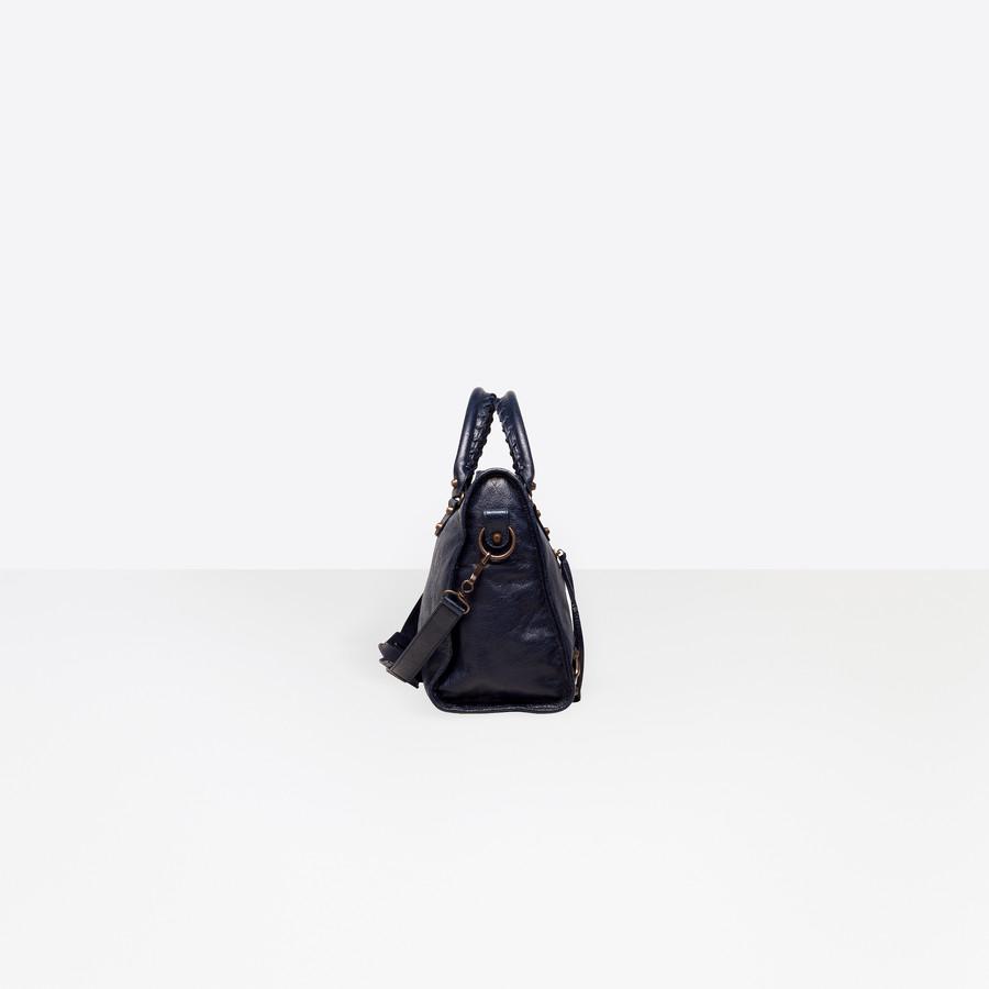 BALENCIAGA Classic City Short Strap Classic City Handbag Woman i
