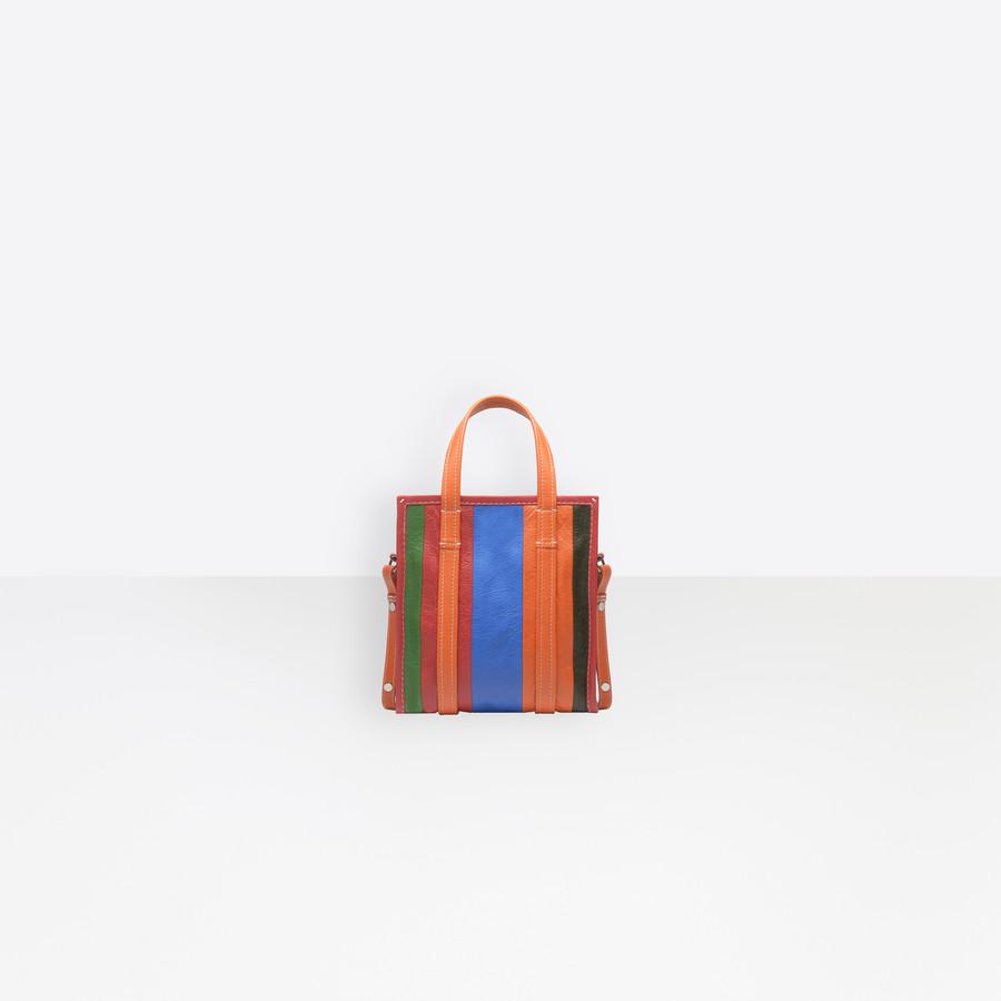 BALENCIAGA Bazar Shopper XS Bazar handbags D d