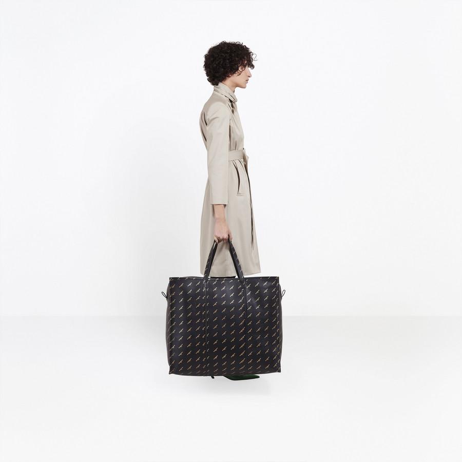BALENCIAGA Bazar Shopper XL Bazar handbags Woman a