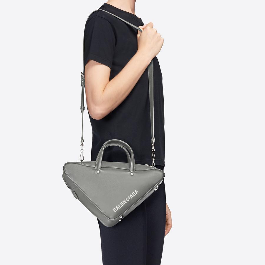 BALENCIAGA Triangle Duffle S Triangle Handbags Femme b