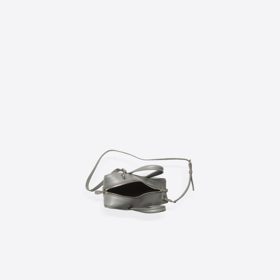 BALENCIAGA Duffle S Triangle Triangle Handbags D e