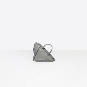 BALENCIAGA Triangle Handbags Woman Triangle Duffle S f