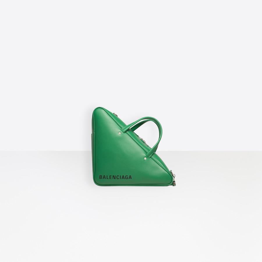 BALENCIAGA Triangle Duffle M Triangle Handbags Woman f