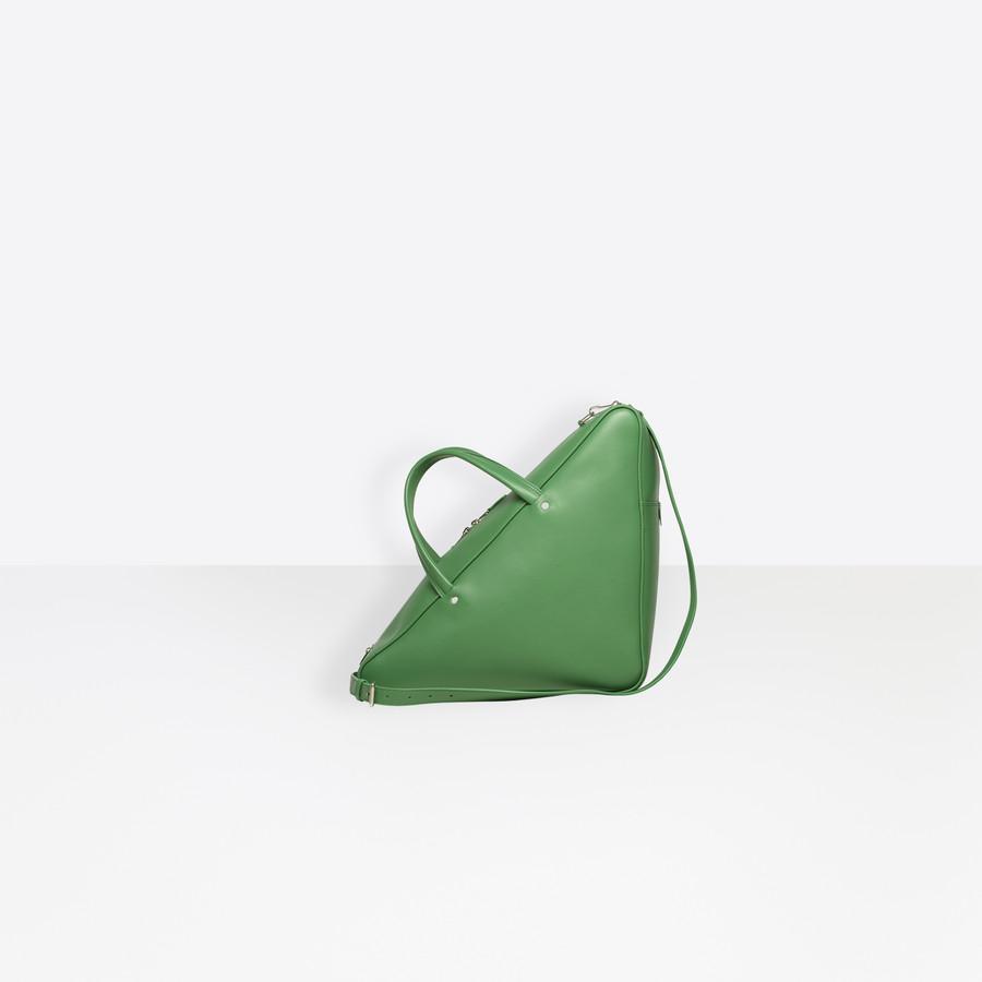 balenciaga sac triangle