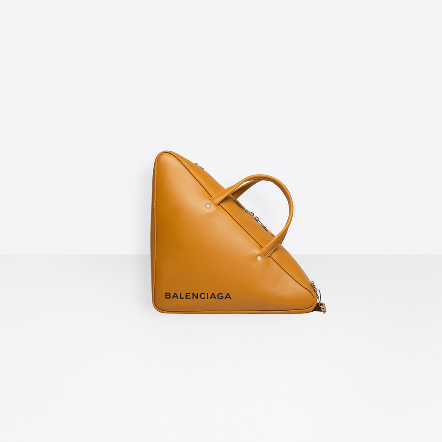 balenciaga tote bag yellow