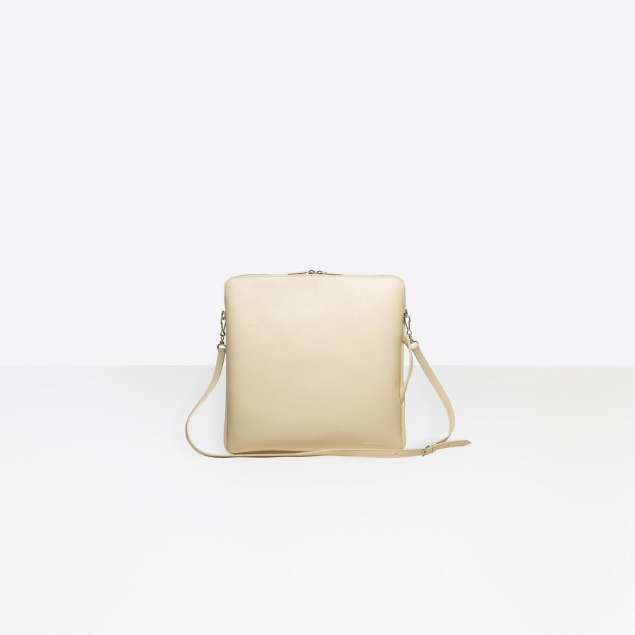 BALENCIAGA Cushion Square S Seasonal Handbag Woman d