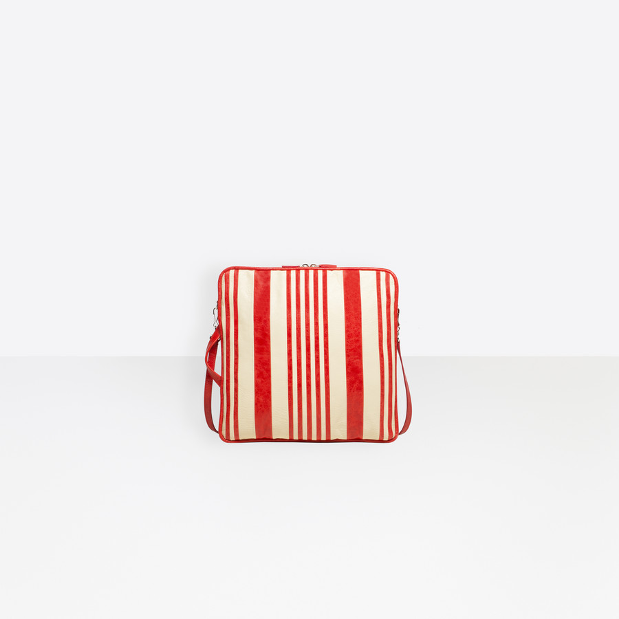BALENCIAGA Cushion Square S Seasonal Handbag D f