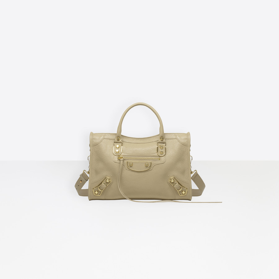 BALENCIAGA Classic Metallic Edge City S Sac à main Metallic Edge D f