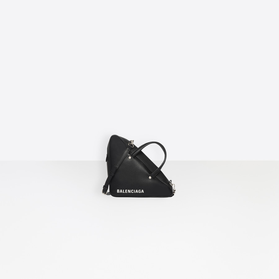 BALENCIAGA Triangle Duffle S Triangle Handbags Woman f