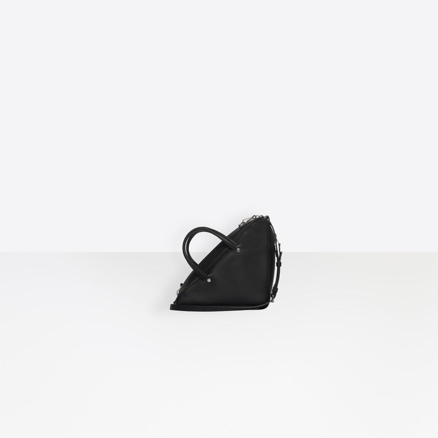 Balenciaga Triangle Bag Black