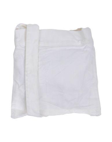 RICHMOND DENIM レディース メッセンジャーバッグ ホワイト 紡績繊維