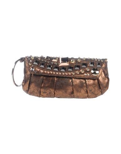 TOSCA BLU レディース ハンドバッグ カッパー 紡績繊維