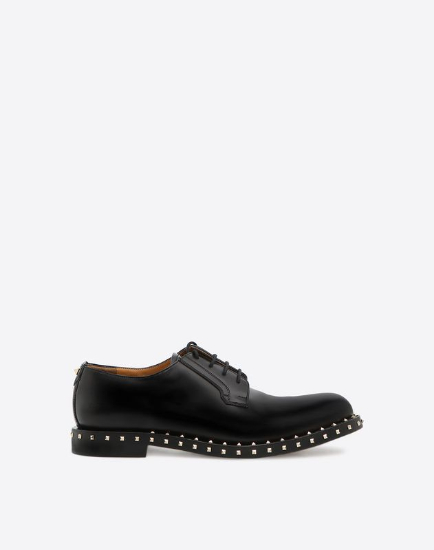 Sole Stud Derby Shoe