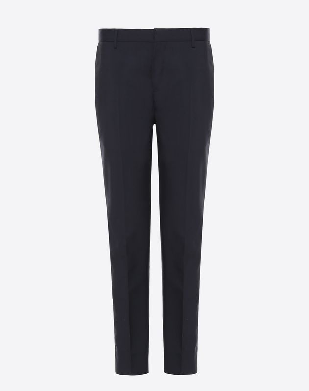 01fb49f78335 Trousers with side stripes for Man | Valentino Online Boutique