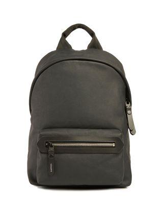 "LANVIN Backpack U ""PARADISE"" ZIPPERED BACKPACK F"