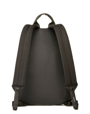 LANVIN RUBBER CALFSKIN ZIPPED BACKPACK Backpack U r