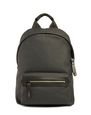 LANVIN Backpack Man RUBBER CALFSKIN ZIPPED BACKPACK f