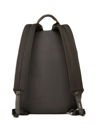 NYLON ZIPPERED BACKPACK