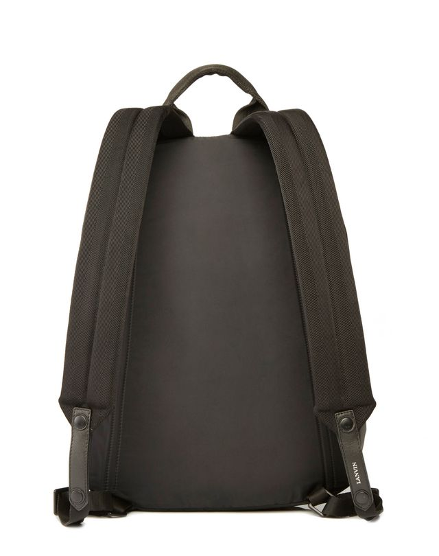 LANVIN NYLON ZIPPED BACKPACK Backpack U r