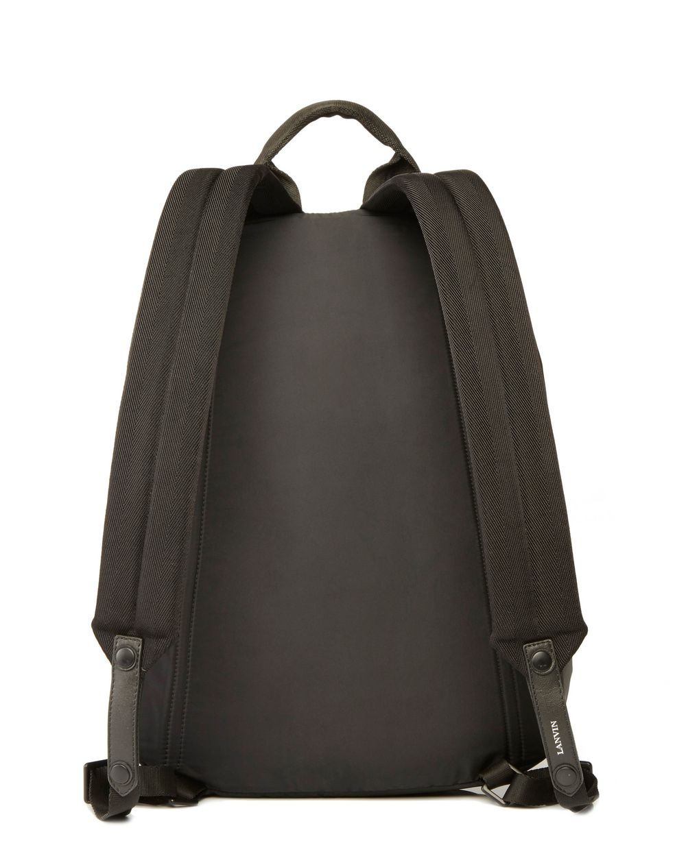 NYLON ZIPPED BACKPACK - Lanvin