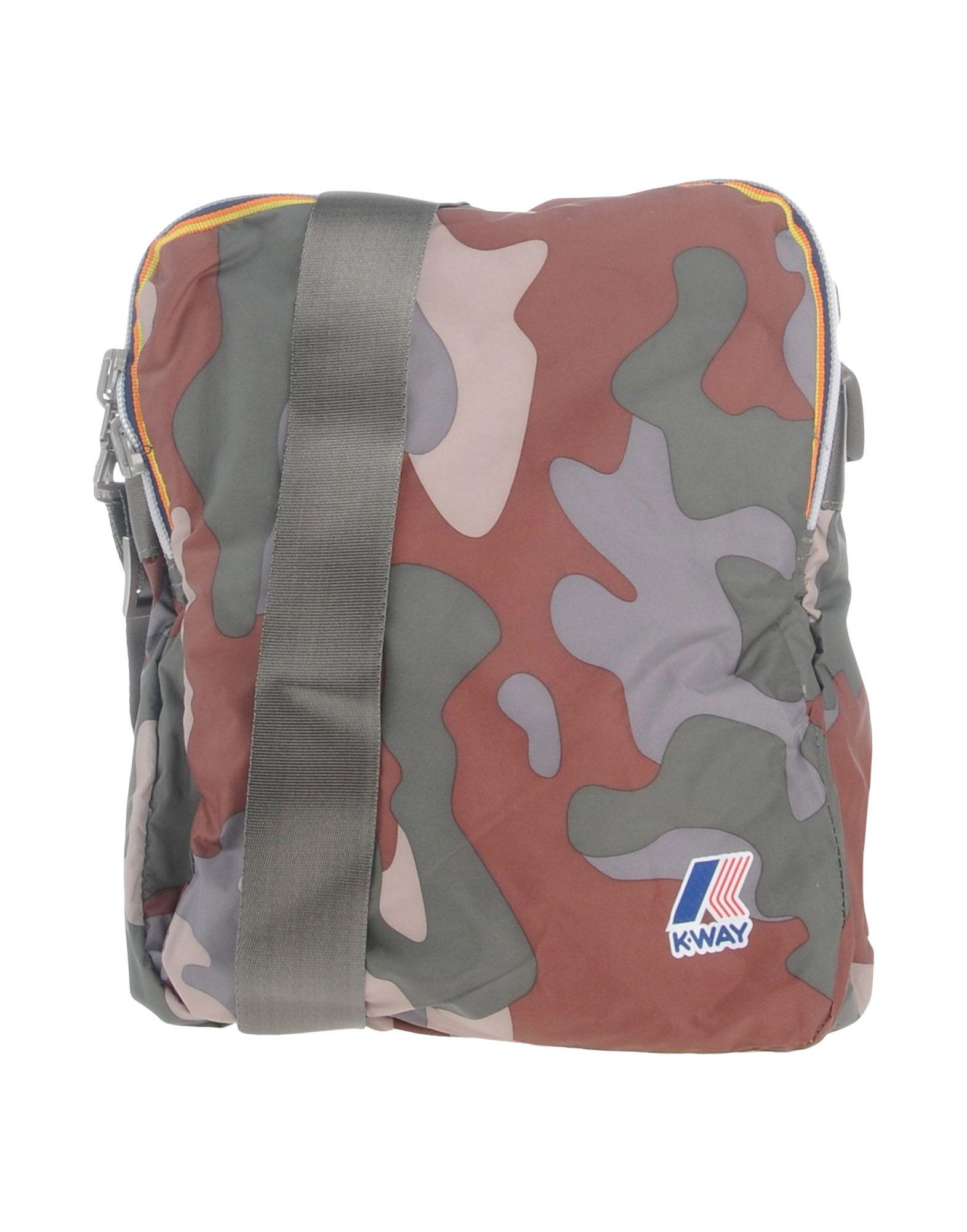 K-WAY Сумка через плечо сумка через плечо anais gvani croco ag 1471 350161