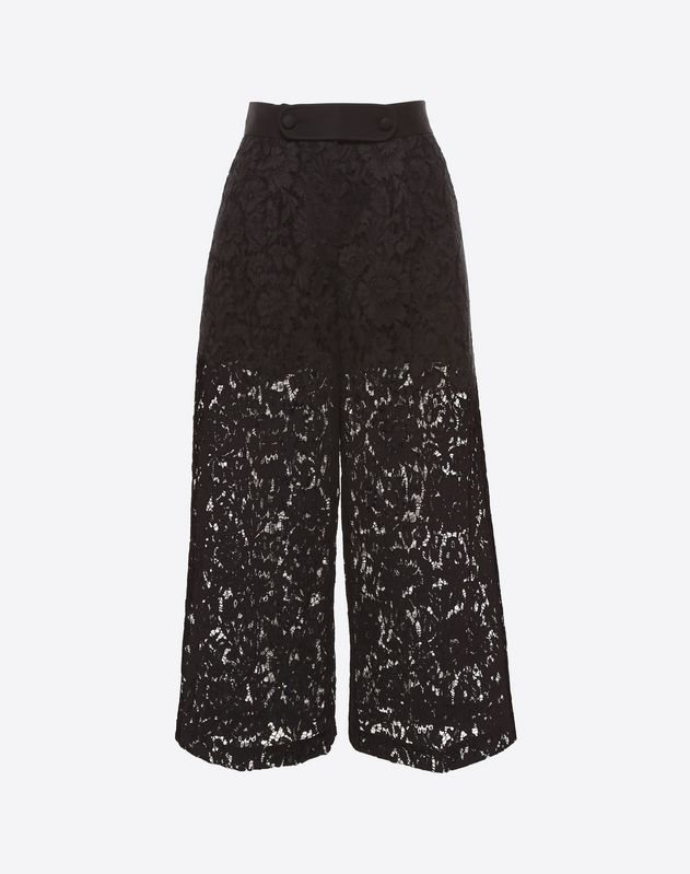 Heavy Lace culottes